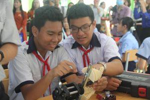 Phòng học STEM góp phần 'Chuyển đổi số thúc đẩy học tập suốt đời'
