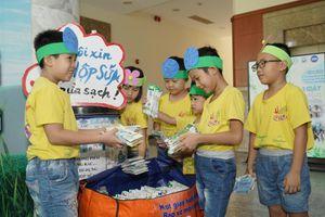 Hà Nội: Hàng nghìn trường học tham gia chương trình tái chế học đường