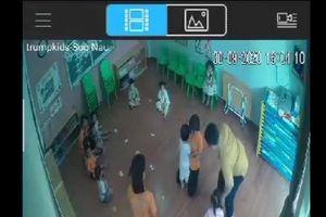 Lào Cai: Trẻ mầm non 2 tuổi bị hành hung vì cắn vào tay bạn