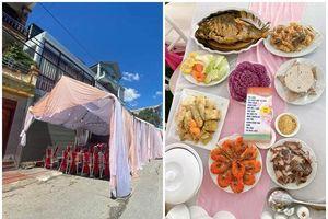 Vụ nhà hàng bị 'bùng' 150 mâm cỗ cưới: Buổi sáng cô dâu đến thử váy, không có biểu hiện gì bất thường
