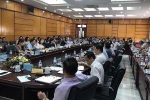 Tọa đàm hoàn thiện hệ thống văn bản nội bộ cơ sở giáo dục Đại học