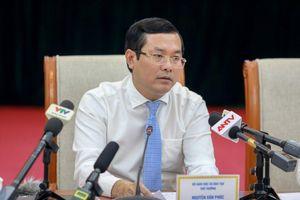Bộ GD&ĐT thông tin vụ đình chỉ Hiệu trưởng ĐH Tôn Đức Thắng