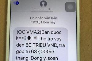 Từ hôm nay (01/10), cấm tự ý nhắn tin, gọi điện quảng cáo