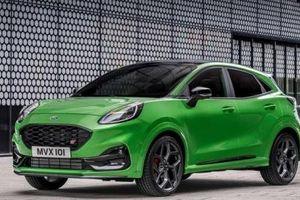 Lộ diện mẫu Ford Puma ST 2021: Thiết kế thay đổi, tốc độ đạt 220 km/h