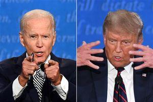 Ban tổ chức siết chặt quy định tranh luận sau màn 'so găng' đầu tiên giữa hai ứng viên Trump-Biden