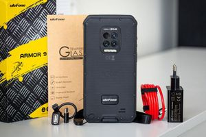 Cận cảnh smartphone 'nồi đồng cối đá', pin 6.600 mAh, RAM 8 GB, giá 12,75 triệu
