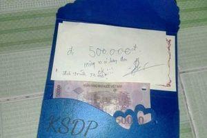 'Cười ra nước mắt' với những phong bì mừng cưới 'bá đạo' nhất Vịnh Bắc Bộ