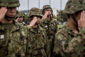 Nhật Bản tăng cường chi tiêu quốc phòng lên mức kỷ lục
