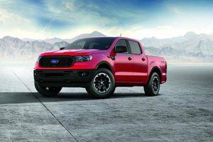 Ford Ranger 2021 phiên bản đặc biệt sẽ có thêm một số trang bị