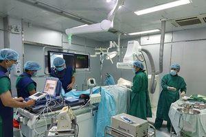 Đà Nẵng: Cấy máy khử rung ICD cứu bệnh nhân nhi mắc hội chứng Brugada nguy hiểm