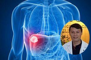 Bác sĩ chuyên khoa: Ung thư biểu mô tế bào gan có rất ít dấu hiệu nhận biết sớm