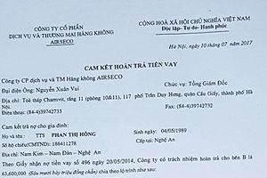 Hà Nội: Công ty Airseco bị tố lạm dụng tín nhiệm chiếm đoạt tài sản