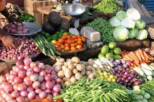 Giá thực phẩm hôm nay ngày 1/10: Giá rau củ quay đầu giảm nhẹ