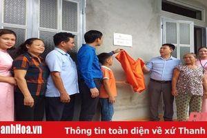 Khánh thành 'Nhà khăn quàng đỏ' cho học sinh có hoàn cảnh khó khăn