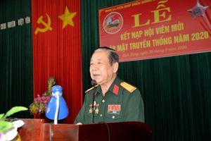 Bắc Giang: Họp mặt truyền thống Ban liên lạc Cựu chiến binh Quân giải phóng miền Đông Nam Bộ huyện Việt Yên