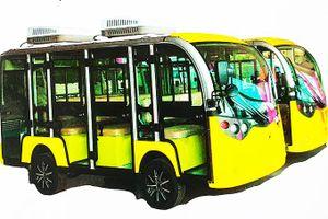 Bác đề xuất dự án kinh doanh vận tải bằng xe điện