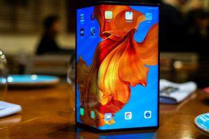 Rất có thể Huawei Mate X2 sắp trình làng