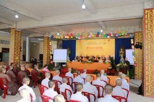Khai giảng Lớp Dịch thuật Hán Nôm Huệ Quang