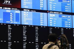 Những lần chứng khoán Nhật Bản sập sàn vì lỗi kỹ thuật