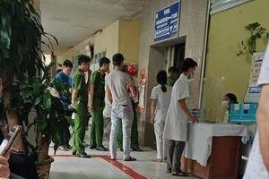 Hai mẹ con sản phụ chết bất thường tại bệnh viện ở Hà Nội