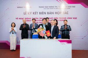 Amway Việt Nam cùng Trung tâm Thông tin, Tư vấn và Đào tạo tuyên truyền, phổ biến về bảo vệ quyền lợi người tiêu dùng