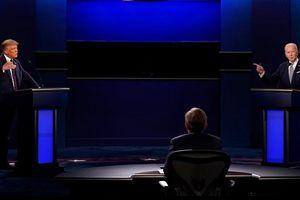 Cuộc tranh luận đầu tiên giữa ông Trump và ông Biden dưới góc nhìn của giới phân tích chứng khoán