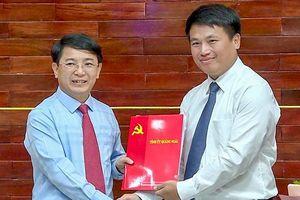 Giám đốc Sở GTVT làm Chủ tịch TP Quảng Ngãi
