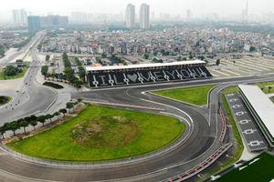 Quảng bá Hà Nội qua chặng đua F1: Bài toán cho đường dài