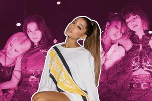 Có 1 ca khúc trong The Album của BlackPink bị nhận xét hao hao 7 Rings (Ariana Grande)