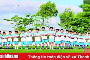 Xã hội hóa đầu tư xây dựng cơ sở vật chất thúc đẩy bóng đá cộng đồng phát triển