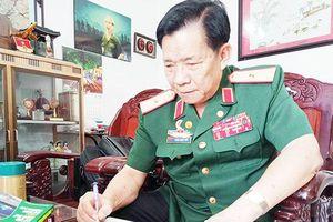 Thiếu tướng Trần Ngọc Thổ: Còn sống ngày nào sẽ còn tiếp tục 'chiến đấu'...