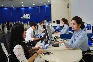 Một cổ đông lớn muốn gom thêm 16 triệu cổ phiếu MBB