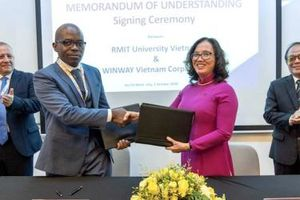 WinWay hợp tác với Đại học RMIT đào tạo sinh viên chuyên môn cao