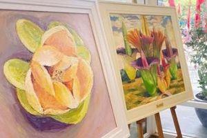 Đặc sắc văn hóa khu vực qua triển lãm 'Quốc hoa các nước ASEAN'