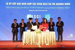 Quảng Ninh khơi dòng vốn đầu tư từ Hàn Quốc