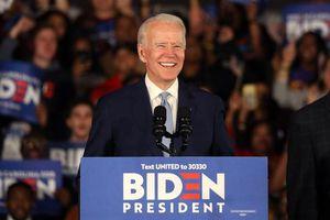 Vì sao giới đầu tư e ngại chiến thắng của ông Biden?