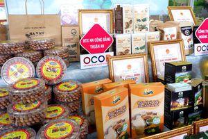 Hà Nội mở rộng quảng bá và phát triển các điểm bán hàng OCOP