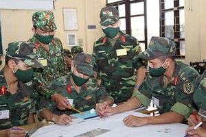 Điểm trúng tuyển vào trường quân đội tăng cao