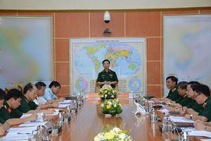 Bộ Quốc phòng tổ chức Hội nghị xét duyệt điểm chuẩn tuyển sinh quân sự năm 2020