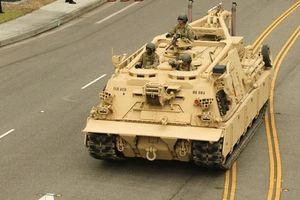 Lục quân Mỹ đặt hàng thêm xe thiết giáp cứu kéo M88