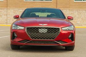 Top 10 xe hơi hạng sang tốt nhất tầm giá dưới 50.000 USD: Genesis G70 đầu bảng