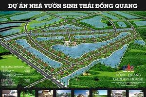 Kiên quyết xử lý sai phạm sau thanh tra dự án vườn sinh thái NNCNC Đồng Quang