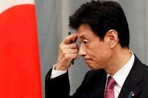 Bộ trưởng Tái thiết Kinh tế Nhật Bản nhận được thư đe dọa