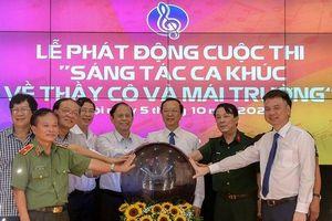 NSND Phạm Ngọc Khôi - Phó Chủ tịch Hội Nhạc sĩ Việt Nam: 'Các ca khúc cho thiếu nhi còn đang thiếu'