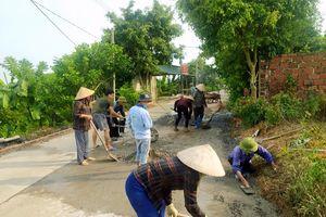 Đông Triều: Nâng cao các tiêu chí trong xây dựng NTM