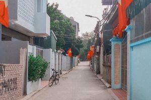 Làm đường ở xã Yên Viên: Thành công nhờ sự đồng lòng