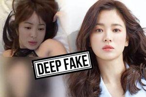 Song Hye Kyo bị ghép ảnh nhạy cảm tràn lan trên web đen