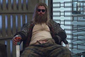 Thanos là nguyên nhân khiến Thor phát phì trong Avengers: Endgame