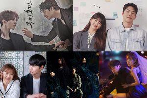 Phim Hàn tháng 10: 'Bạn trai tôi là hồ ly' Lee Dong Wook sẽ đánh bại phim của Suzy, Yoo In Na, Krystal và Go Ara?