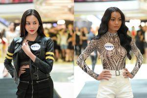 Mẫu Việt chuyển giới ăn diện bốc lửa đi casting show thời trang